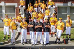 2015 AHS Baseball Team