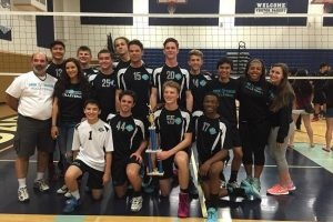 2015 DVHS Boys Volleyball Team