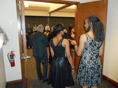 Keisha and Courtney Johnson