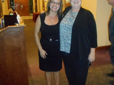 Marlene and Diane
