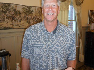 Tom Moore- Antioch High School 1977 Football Team Captain