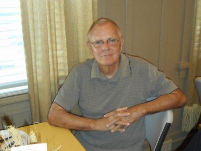 David Brink- Antioch Historical Society Board Member