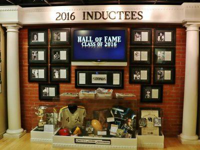 2016 Hall of Fame Wall 2