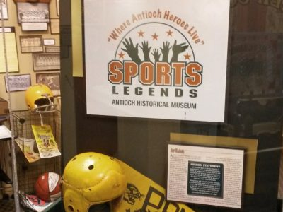 Sports Legends Display Case