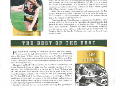 2017 Inductees Sheree Ogden and Tom Rhoads pg 12