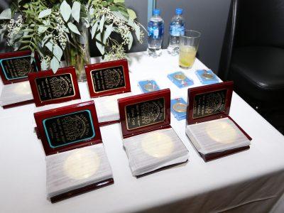 2017 Inductee Awards