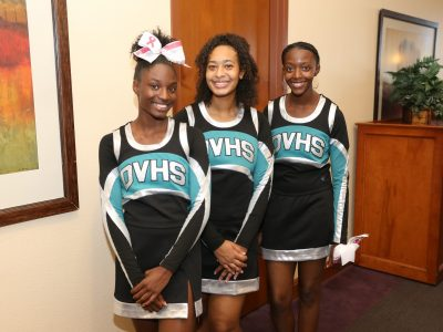 Deer Valley High School Cheerleaders