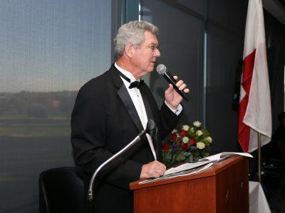 Gordon Gravelle 2017 Master of Ceremonies