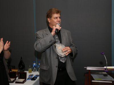 ASL Founder Eddie Beaudin acceptance speech