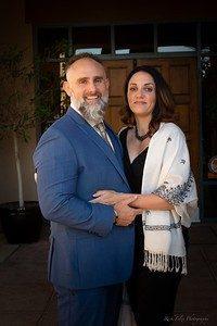 2017 Inductee Ryan Walker and Wife