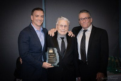 Three Generations Inducted into the Hall of Fame, 2017 Inductee and Brian Boccio, Jim Boccio Sr. Founder and 2018 Inductee and Jim Boccio Jr. 2009 Inductee.