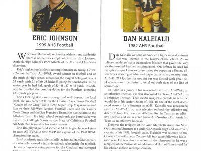2018 Inductees Eric Johnson and Dan Kaleialii