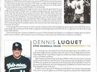 Mickey Lowery and Dennis Luquet Bios and Photos
