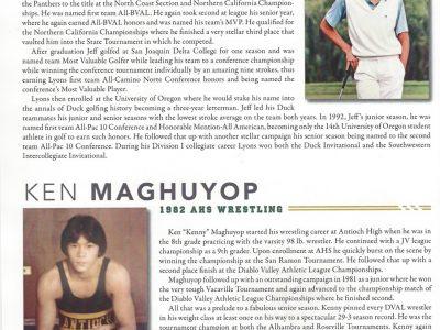 Jeff Lyons and Ken Maghuyop Bios and Photos