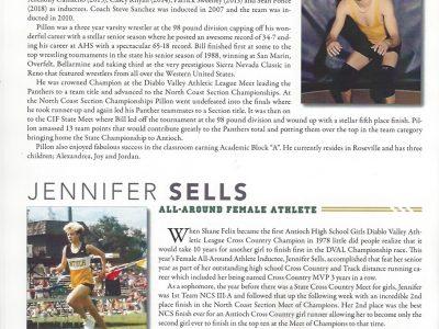 Bill Pillon and Jennifer Sells Bios and Photos