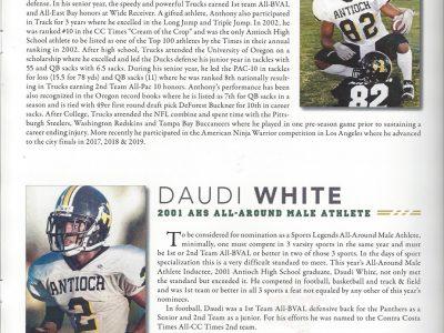 Anthony Trucks and Daudi White Bio and Photos
