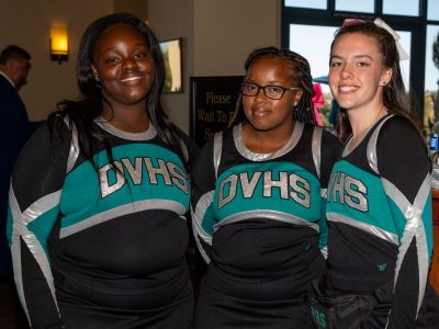 Thank You Deer Valley High Cheerleaders for being our 2019 Gala table escorts.