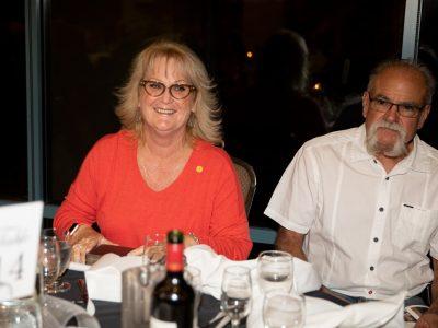 City Council Woman Lori Ogorchock and her husband D. J. Ogorchock