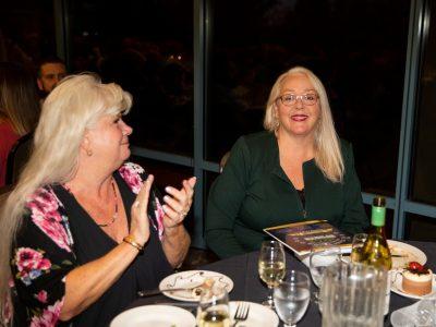 Katie Bookman-Lamothe, Mayor Pro Tem Joy Motts and Council Woman Lori Ogorchock