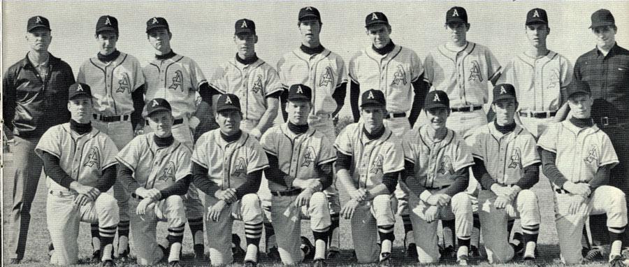 1970 Antioch High Baseball Team