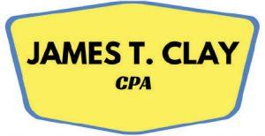 James T Clay CPA Logo