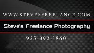 Steve's Freelance Photography